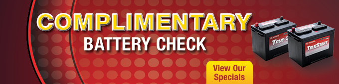 Complimentary Toyota Battery Check Waterford MI