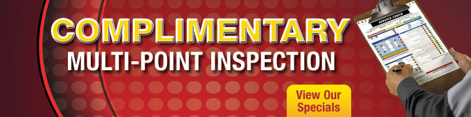 Complimentary Toyota Inspection Waterford MI