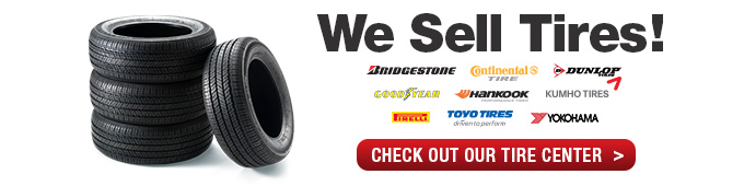 OEM Tires for Your Toyota | Scranton PA | Serving Scranton, Clarks Summit & Wilkes Barre