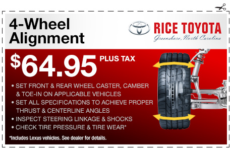 Sears four wheel alignment coupon