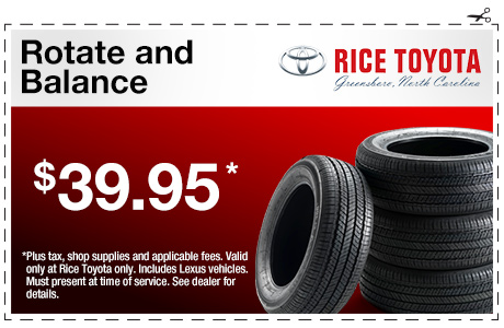 Toyota Service Center Coupons